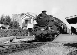 Train services: passenger
