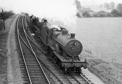 Train services: double-headers