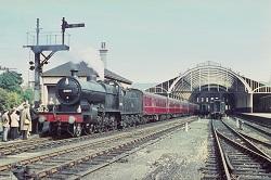 Bath Green Park station