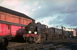 RCTS Railtour, 6 March 1966
