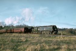LCGB Railtour, 5 March 1966