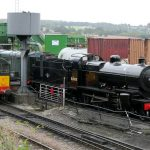 Trust press statement issued now that 53808 has safely arrived at the Mid-Hants. Railway