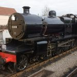 S&DRT/WSR joint statement: 53808 to move to the Mid-Hants. Railway