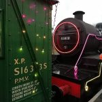 53808 and our PMV at the Steam Illuminations