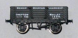 Special O Gauge Wagon