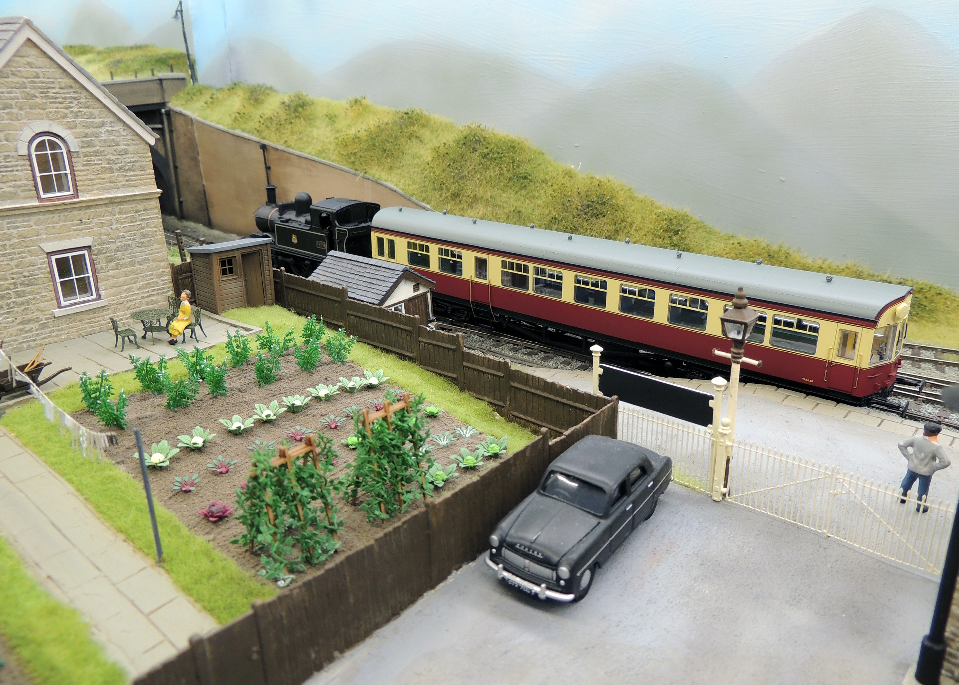 Image from just one of the layouts booked at the 2018 exhibition