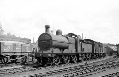 An example of one of the H C Casserley images now available in our online shop