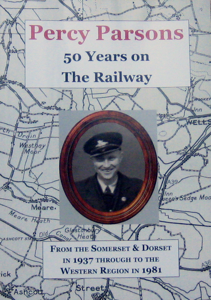 Percy Parsons - 50 years on the railway.