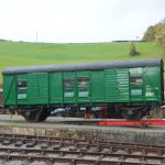 Trust's Parcels & Miscellaneous Van moves to the Watercress Line