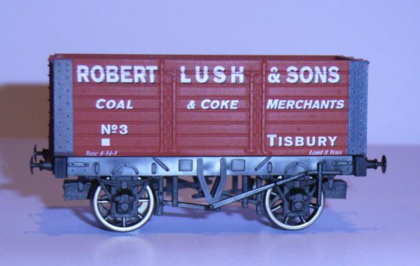 Limited Edition OO Gauge Wagons