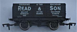 Read & Son, OO-gauge wagon